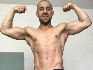 AlbertoFit - 24years old, White