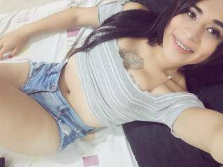 CristalHugeTS - 19years old, Latin