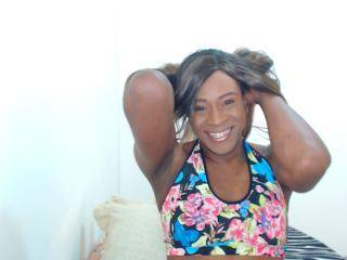 EbonySurpriseTS - 26years old, Latin