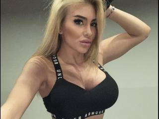 MariaFontaine - 19years old, White