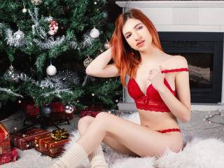 MelanyXCute - 20years old, White