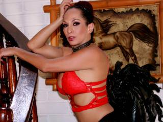 KhazandraX - 43years old, Latin